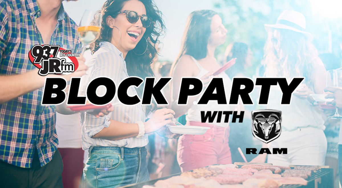 Win a JRfm Block Party with Ram